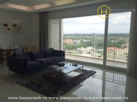 The 3 bed-apartment with classical and elegant furniture at Xi Riverview Palace