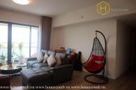 Căn hộ 2 phòng ngủ thiết kế đẹp, nhiều ánh sáng tự nhiên cho thuê tại Gateway Thảo Điền