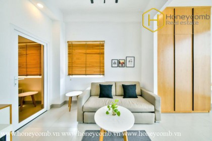 What an amazing and appealing 1 bed serviced apartment from District 2 !