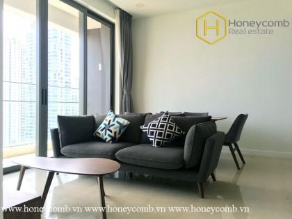Bạn sẽ bị choáng ngợp bởi vẻ đẹp của căn hộ 2 phòng ngủ cho thuê này tại The Nassim Thảo Điền
