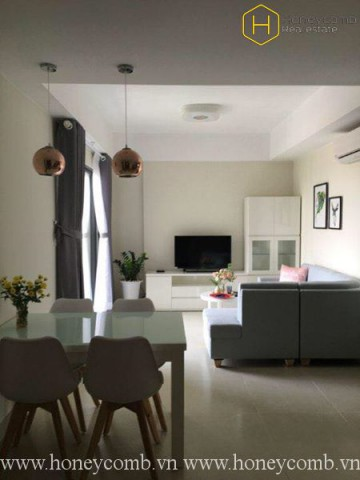 2 beds apartment with river view and swimming pool in Masteri Thao Dien