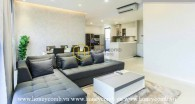 The 3 bedroom-apartment with bright and friendly style at The Ascent