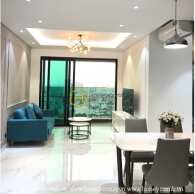 Feel the elegant in this superb apartment with full amenities for rent in Feliz En Vista