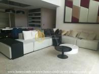 Căn hộ Penthouse Estella 4 phòng ngủ với nội thất siêu đẹp