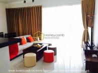 Cùng căn hộ 2 phòng ngủ ở Estella mang sự ấm cúng vào trong không gian của bạn
