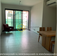 A 2-bedroom apartment with basic funiture in Feliz En Vista- a clever and economical choice for rental households.