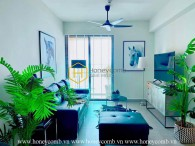 Pretty apartment with lovely decor and stunning city view in Feliz En Vista