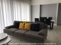 The Gateway Thao Dien 3 beds aparmtent with luxury decoration