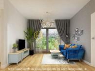 Cho thuê căn hộ 3 phòng ngủ thiết kế độc đáo cho thuê tại Gateway Thảo Điền