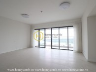 Impressed by the excellent and airy view of the unfurnished apartment in Gateway Thao Dien