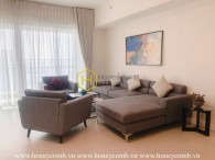 Impressed by the adorable furniture and elegant design in this Gateway Thao Dien apartment for rent