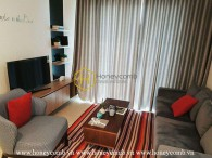 Friendly designed 2 bedrooms apartment in Masteri Thao Dien