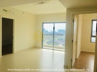 Unfurnished 2 bedroom apartment with nice view in Masteri Thao Dien