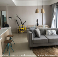 Luxury design 2 beds apartment with nice view in Masteri Thao Dien