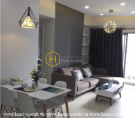 This cozy 2 bedrooms-apartment is still available in Masteri Thao Dien
