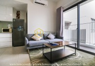 Feel the convenience with this fully-furnished apartment for rent in Masteri Thao Dien