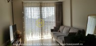 Brand new and decent apartment in Masteri Thao Dien for rent