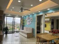 Amazing 2-bedroom apartment in Masteri Thao Dien with an affordable price