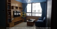Simple and modern style apartment suits your family in Masteri Thao Dien