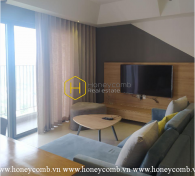 Three bedrooms apartment with new furniture and river view in Masteri Thao Dien