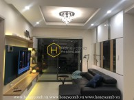 Outstanding and stylish - an incredibly clever design in the 3-bedroom New City apartment for rent