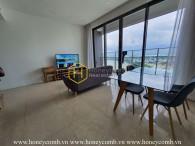 Đẳng cấp vượt trội trong phong cách tối giản của căn hộ cao cấp Nassim Thao Dien