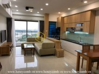 A 3-bedroom apartment for rent surprises tenants in The Sun Avenue by its cavernousity and amentities