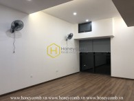 Căn hộ không nội thất với thiết kế tùy biến tại The Sun Avenue cho thuê