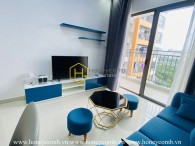 Get into the sophistication and modernity of the The Sun Avenue apartment