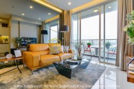 Enjoy a fancy life in this delicate apartment for rent in Sala Sarimi