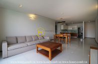 Grand and sun-filled apartment in Thao Dien Pearl  for rent