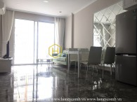 Tropic Garden 2 beds apartment high floor for rent