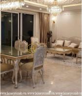 Căn hộ 3 phòng ngủ với phong cách đầy tinh xảo cho thuê tại Vista Verde