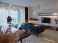 Căn hộ 4 phòng ngủ với thiết kế thông minh cùng không gian sống rộng rãi cho thuê tại Vista Verde