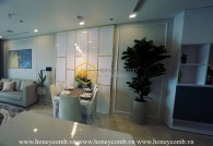 Embracing Ho Chi Minh City in this superior 2-bedroom appartment for rent with Vinhomes Golden River