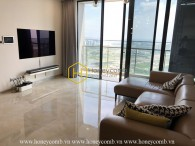 Elevating your life with this trendy and elegant 3-bedroom apartment for rent in Vinhomes Golden River