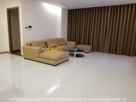 Feel the coziness in this simplified design apartment for rent in Vinhomes Central Park