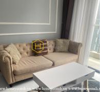 Delux apartment for rent in Vinhomes Central Park