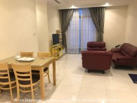 Spacious and cozy design apartment for lease in Vinhomes Central Park