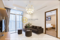 Begin a new life style in this lavish apartment at Vinhomes Central Park
