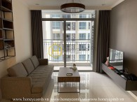 Enjoy a better life in this amazing apartment for rent in Vinhomes Central Park