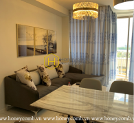 Luxurious apartment for lease in Waterina Suits  : a distinctive pearl in Saigon