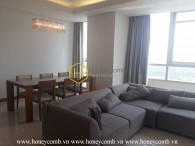 Sophisticated 3 bedroom apartment for rent in Xi Riverview Place