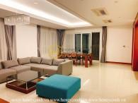 Phong cách đặc biệt với căn hộ 3 phòng ngủ tại Xi Riverview Palace cho thuê