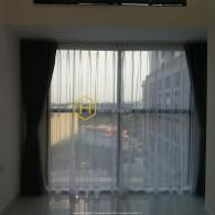 Căn hộ mới chưa nội thất cho thuê ở The Sun Avenue