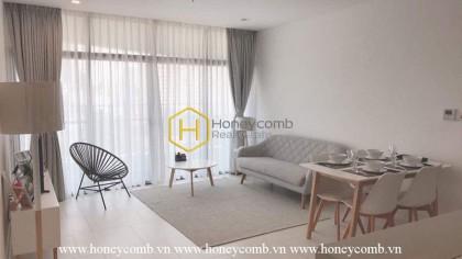 Bright and splendid 1 bedroom apartment in City Garden for rent