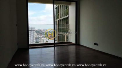 Share your uniqueness in this unfurnished apartment at D ' Edge