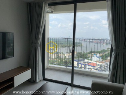 Fantastic !! What an amazing and airy 2 bedroom-apartment at Masteri An Phu