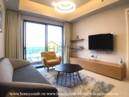 Convenient 2 bedrooms with a beautiful view from Masteri Thao Dien