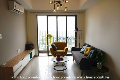Masteri Thao Dien 2 beds apartment with river view and furnished new